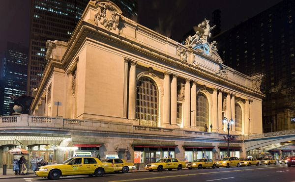 Grand Central Terminal: 10 minutes