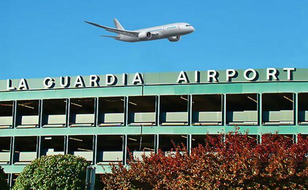 LaGuardia Airport: 12 Minutes