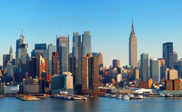 Manhattan: 8 minutes