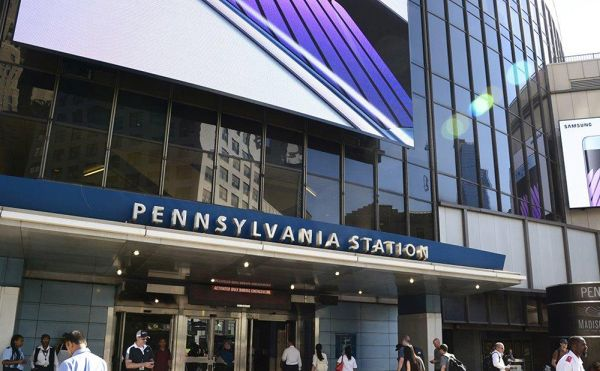 Penn Station: 18 Minutes